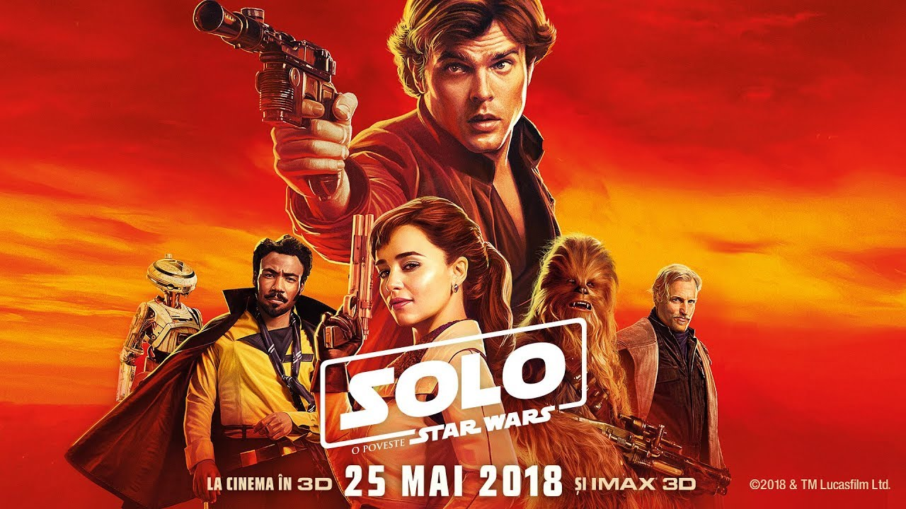 Solo O Poveste Star Wars Solo A Star Wars Story Trl C Something Subtitrat 2018 Youtube