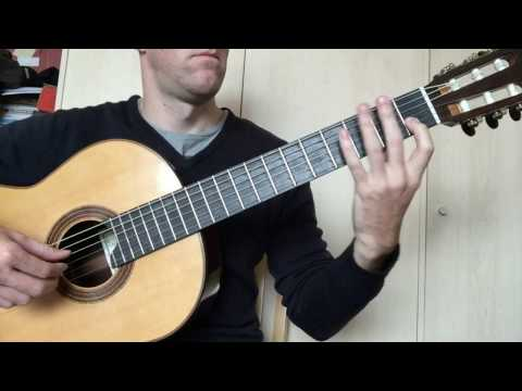 Ornaments on Classical Guitar, 2. Mordents