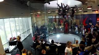 1st FAI World Cup of Indoor Skydiving 2014 Round 3