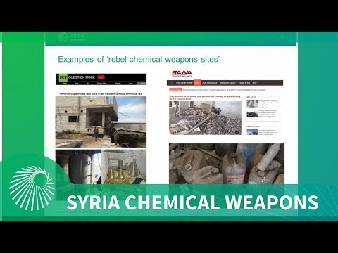 Intel Briefing: Chemical weapons usage in Syria