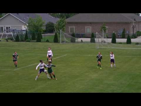 PND Girls Soccer Vs Rock Island Alleman