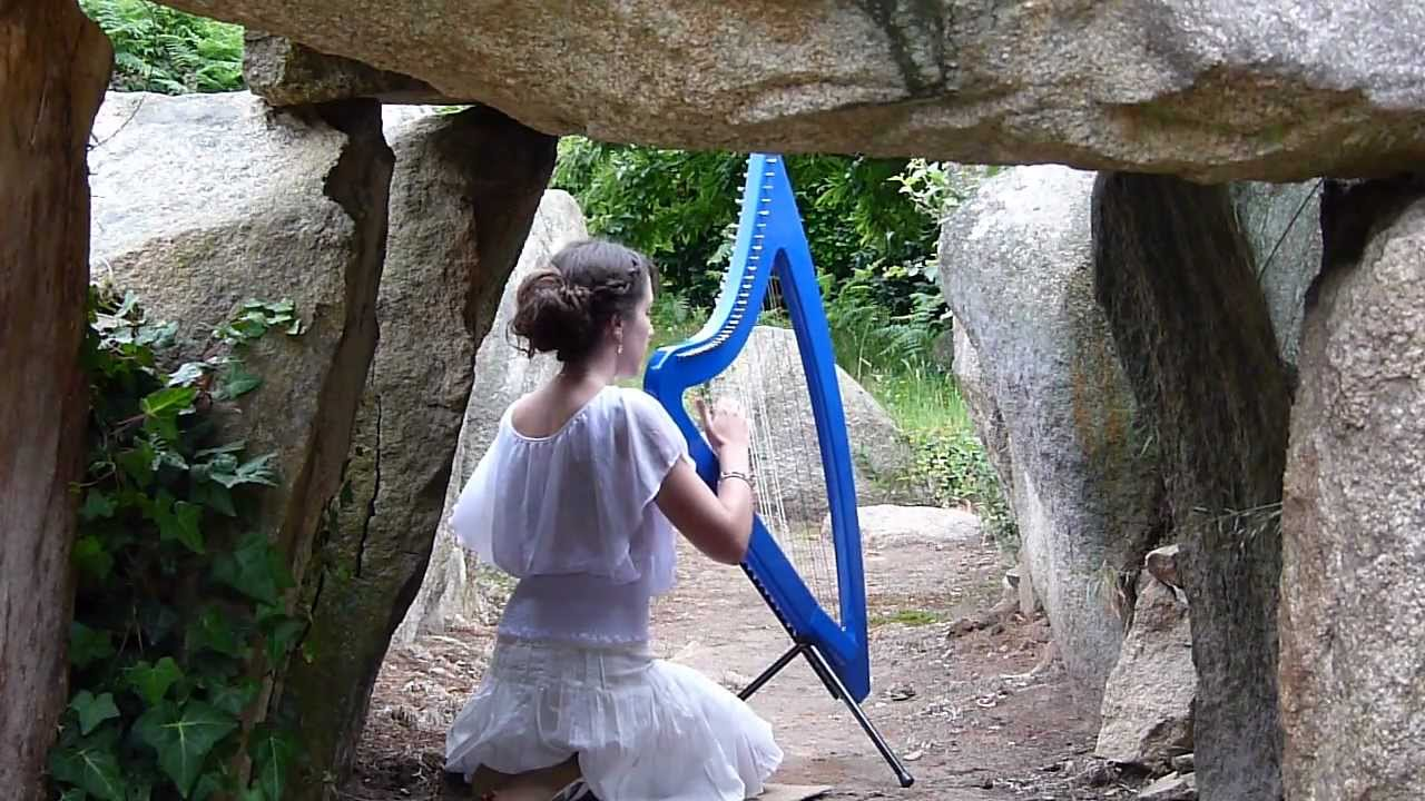 Evenstar Evening Star THE LORD OF THE RINGS love song harp
