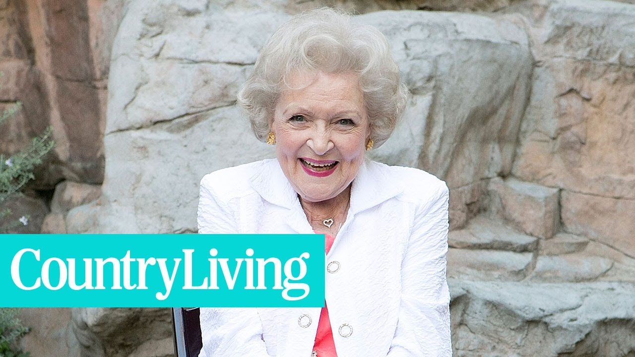 Betty White's Most Priceless Moments | Country Living