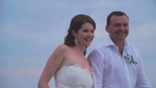 Свадебная церемония Евгения и Юлии в Абхазии (июль 2016 г.)