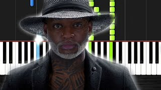 WILLY WILLIAM - EGO - Piano by VN ( Easy)