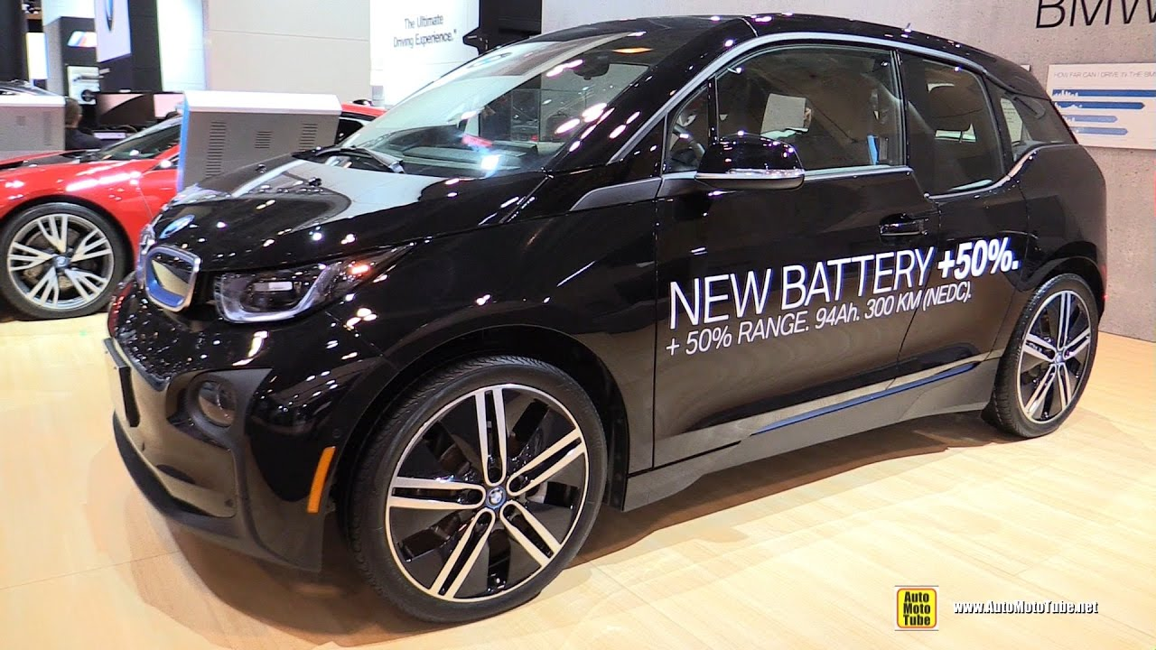 2017 bmw i3 exterior and interior walkaround 2017. Black Bedroom Furniture Sets. Home Design Ideas