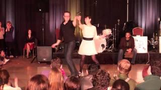 Lindy Focus IX - Slow Dance Finals - Michael Seguin & Ann Mony