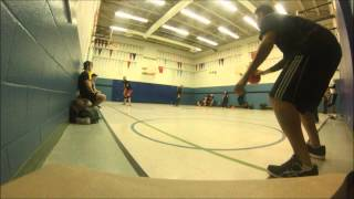 Dodgeball 2014 Oct 30 (Balls in Your Face vs Usual Suspects) - WIN