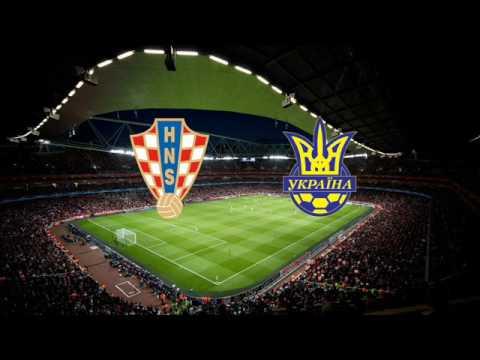 Хорватия украина 24 марта футбол