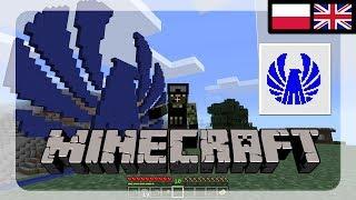 Minecraft - Original War game American Eagle Monument in Minecraft
