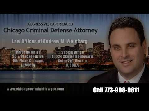 (773) 908-9811 | |http://www.chicagocriminallawyer.com  Charged with a Crime in Chicago? Criminal Lawyer Andrew M. Weisberg Can Help  When you are facing criminal charges in Chicago, you need a Chicago criminal attorney who...