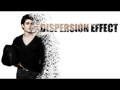 Disintegration/ Dispersion/ Pixel Explosion Effect - GIMP Tutorial   Photoshop Alternative   #53 thumbnail