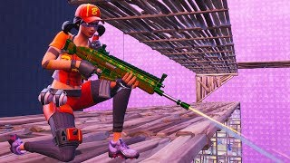 END Game Simulator with Fortnite PRO Players! (Storm Wars)