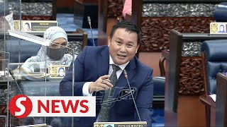 Shouting match in Parliament after deputy minister accused of showing middle finger