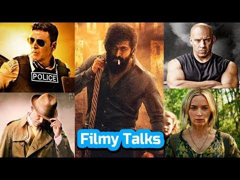 Filmy Talks - KGF Chapter 2, Sooryavanshi, Fast & Furious 9, Thupparivaalan 2, The Wife, Toofan