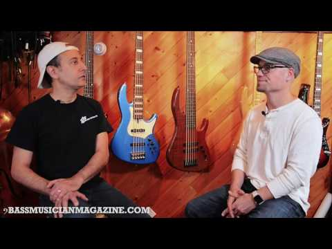 Bass Musician Magazine Interviews David Segal