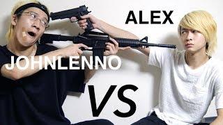 ジョンレノ VS アレックス thumbnail