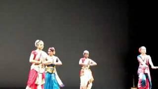 Bharatanatyam Prayer Dance