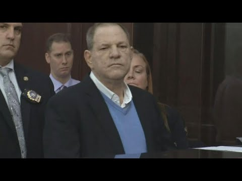 What Harvey Weinstein Brought to Court as He's Charged With Sexual Assault