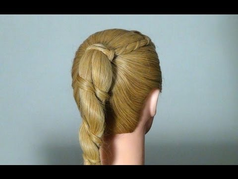 4 Easy Quick and Pretty Hairstyles for Long Hair