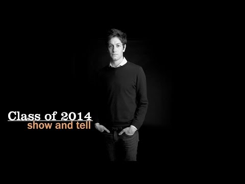 Crain's 2014 40 Under 40 Show and Tell: Joshua Kushner
