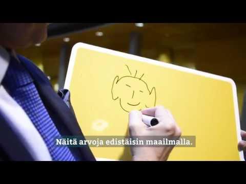 Nuorisovaalit 2018: Pekka Haavisto