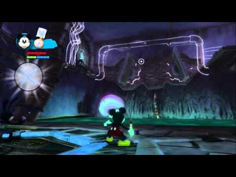 Epic Mickey 2 Music - Underneath OsTown