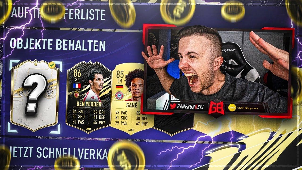 OMG! Meine ersten FIFA 21 Packs + ICON GEGÖNNT ? FIFA 21: Best Of Pack Opening