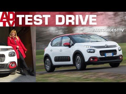 CITROEN C3 PURETECH 82 SHINE: TEST DRIVE
