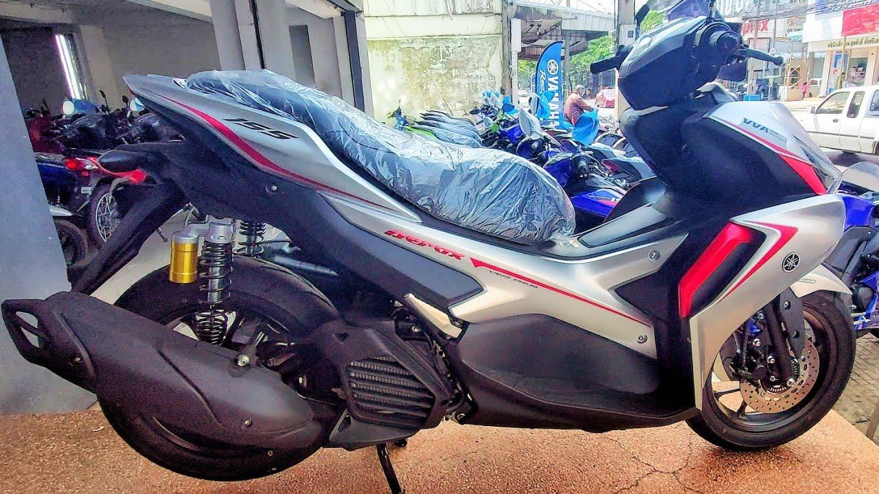 Harga yamaha aerox 155vva 2018 s version terbaru dan termurah 2021 lengkap dengan spesifikasi, review, rating dan forum. New Yamaha Aerox 155 VVA 2021 | Connected Version | Gray | Thai version | Review | Walkaround ...