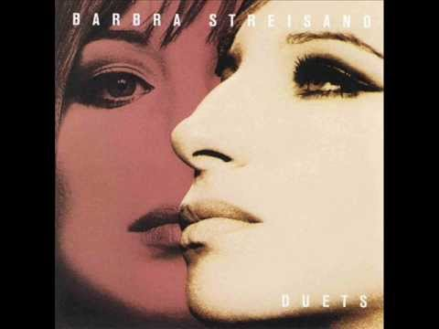 Barbra Streisand & Barry Manilow - I Won't Be The One To Let Go