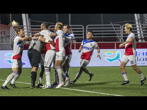 2019 Komoco Motors Singapore Cup: Warriors FC vs Brunei DPMM