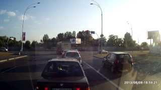 ДТП. Падение велосипедиста(, 2013-08-09T15:00:29.000Z)