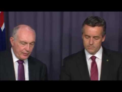 MH370 Press Conference Update Dec 2015