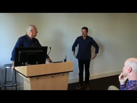 Professor Dick Bryan - Farewell Lecture - University of Sydney