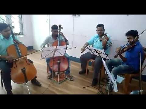 Suraj hua maddham - strings