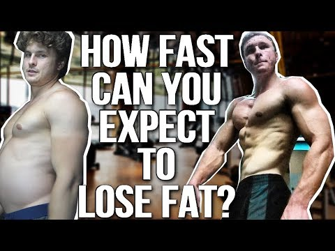 How Long Should It Take To Lose Fat? (WATCH BEFORE DIETING)