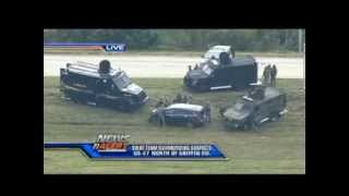 S. Florida Police Chase 9-18-2013 (Deadly Ending)