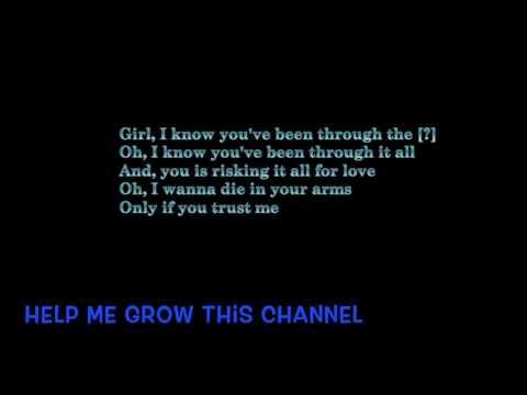 Sean Kingston - Trust Me Official Lyrics