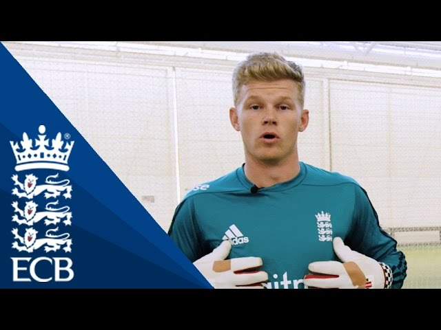 Wicketkeeper Warm Up With Sam Billings - England Cricketing Tips