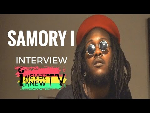 "Samory I Interview and Live Performance of ""Take Me Oh Jah"""
