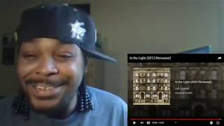 """Baby Dyce Reacts to - Led Zeppelin """"The Light"""""""