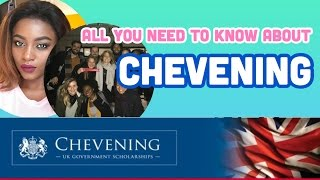 All you need to know about Chevening Part 1