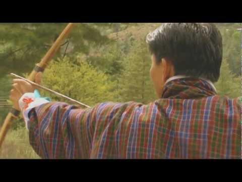 Archery in Bhutan - Rough Guide