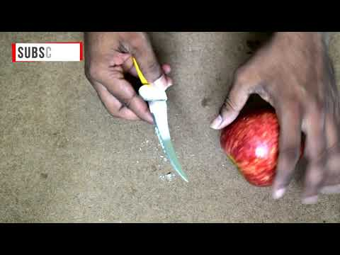 Dangerous Chemicals And Wax on Apples | How To Clean Apples At Home