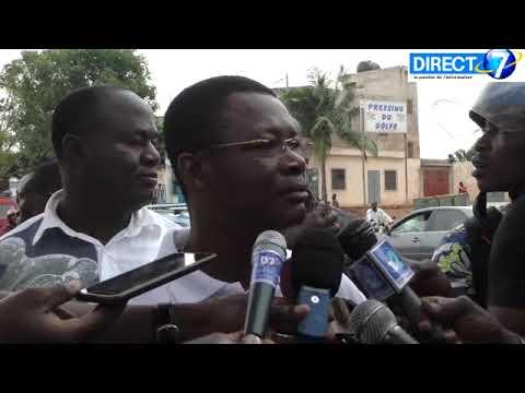 Togo : dégagement des panneaux publicitaires anarchiques