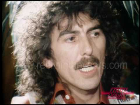 George Harrison Interview Beatles On Countdown 1977