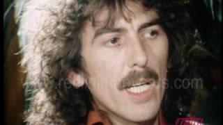 George Harrison Interview (Beatles) on Countdown 1977