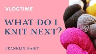 Vlogtime: What Do I Knit Next?