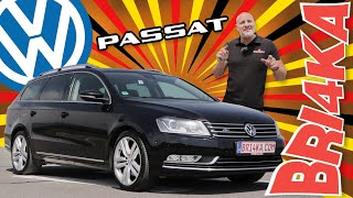 Volkswagen Passat | B7 VW | Test and Review | Bri4ka.com